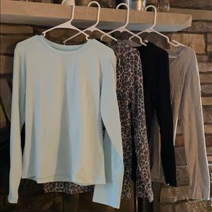 Long sleeve t- shirts